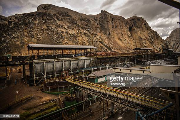 Doe Run Peru smelter and refinery produces lead and zinc marketed for its purity however due to contamination from the smelter the air soil and water...