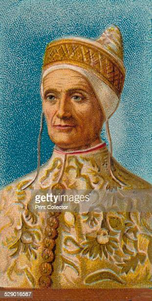 Doge Leonardo Loredan 15012 Leonardo Loredan was the Doge of Venice from 150121 In this formal portrait he is shown here wearing his robes of state...
