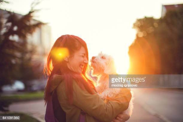 Hunde lieben