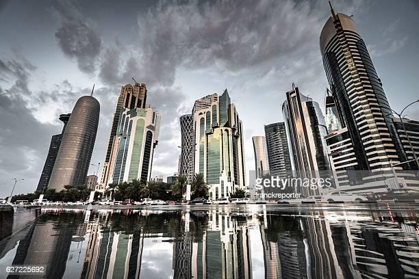 doha after the flood