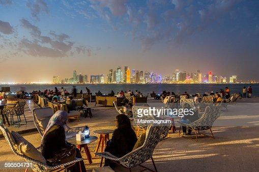 Doha Corniche, Museum of Islamic Art (MIA) Park