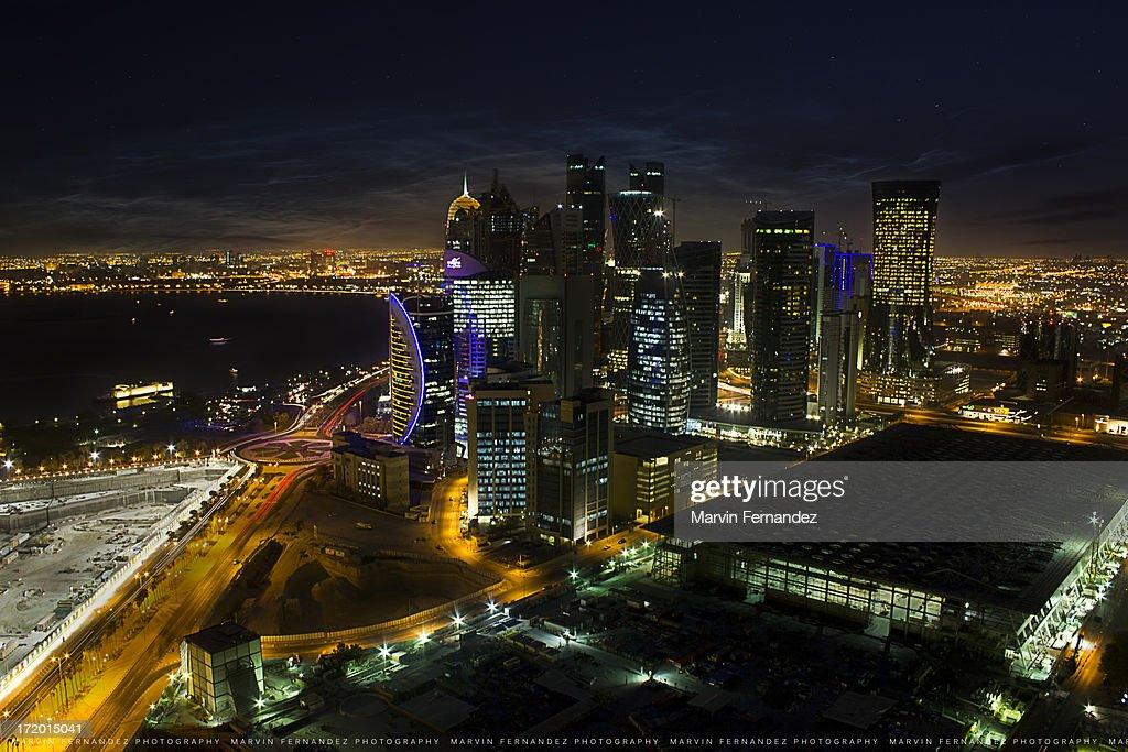 Doha : Stock Photo
