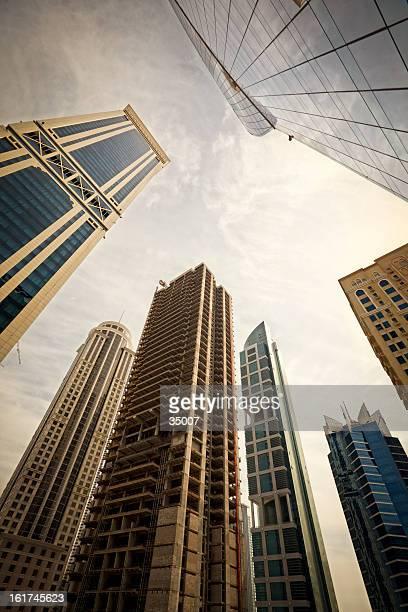 Doha skyscrapers