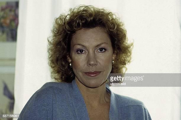 Dohm Gaby * Schauspielerin D Portrait 1992
