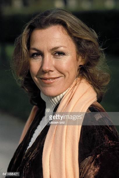 Dohm Gaby *Schauspielerin D Portrait 1984