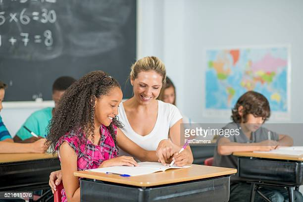 Realizar una asignación en clase