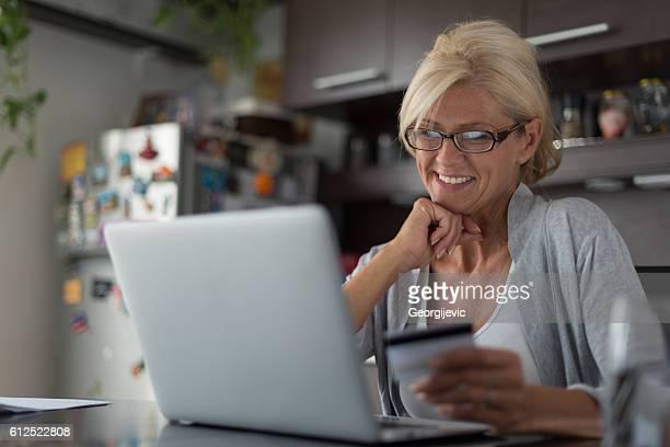 Doing internet banking
