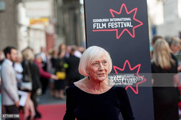 Dolina MacLennan attends the Opening Night Gala and World Premiere of 'The Legend of Barney Thomson' during the Edinburgh International Film Festival...