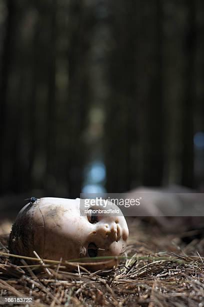 Poupée dans les bois