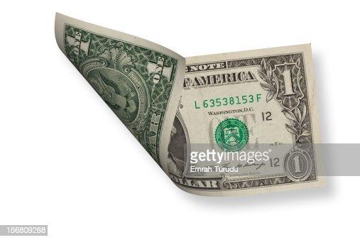 Dollar Banknotes : ストックフォト