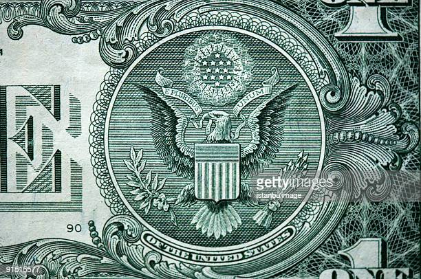 Dollar Bill Eagle
