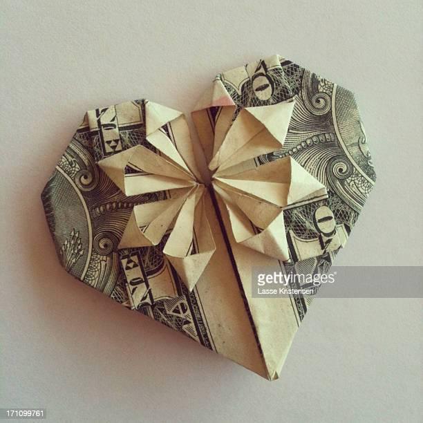 A Dollar Heart