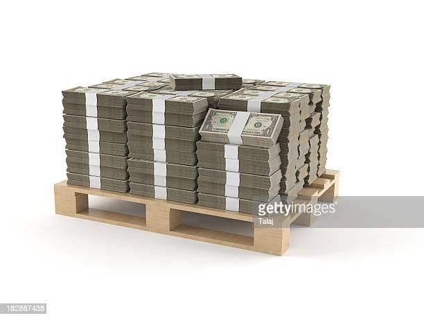 Dollaro tavolozza di