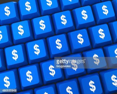 dollar : Stock Photo