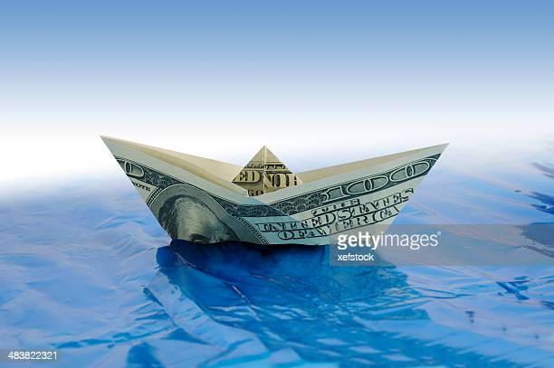 Navire de Dollar
