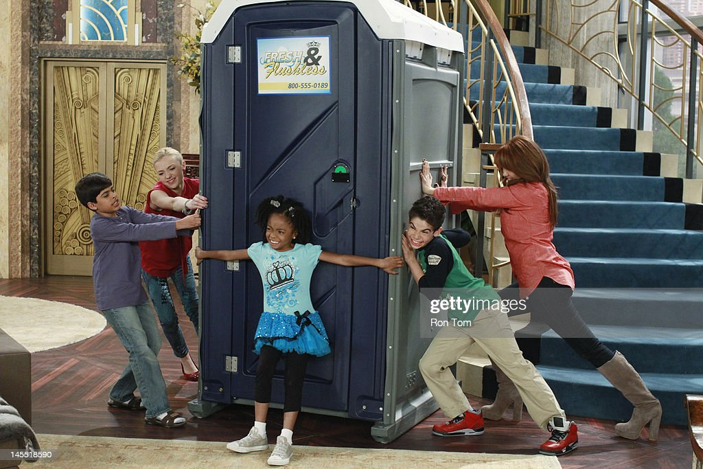JESSIE - 'A Doll's Outhouse' - After the girls watch a scary movie, Jessie tries to help Zuri conquer her fear of dolls by confessing her own fear of porta-potties. Meanwhile, Cameron teaches Ravi how to impress a girl and Bertram listens to opera non-stop to win a radio contest, in a new episode of 'Jessie,' premiering FRIDAY, JUNE 22 (8:30-9:00 p.m., ET/PT) on Disney Channel. RYAN
