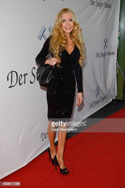 Dolly Buster attends Steiger Award 2014 at the LWLIndustriemuseum Henrichshuette on October 3 2014 in Hattingen Germany