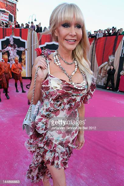 Dolly Buster attends the Life Ball 2012 AIDS charity fundraiser at City Hall on May 192 012 in Vienna Austria
