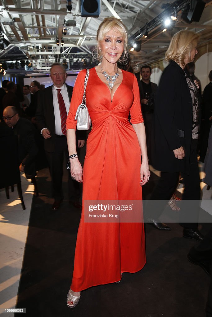 Dolly Buster attends the Mira Award 2013 on January 24, 2013 in Berlin, Germany.