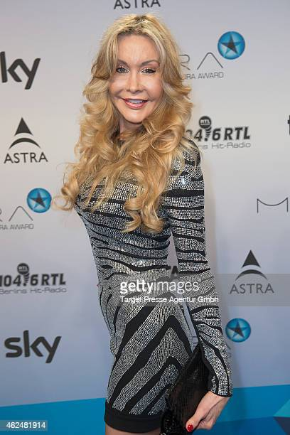 Dolly Buster attends the Mira award 2015 at Station on January 29 2015 in Berlin Germany