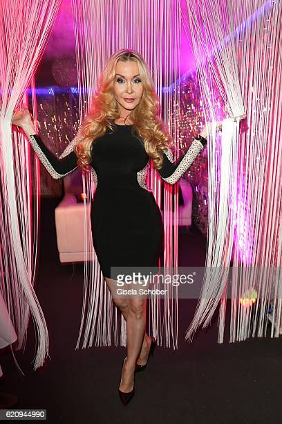 Dolly Buster during the VIP premiere of Schubeck's Teatro at Spiegelzelt on November 3 2016 in Munich Germany