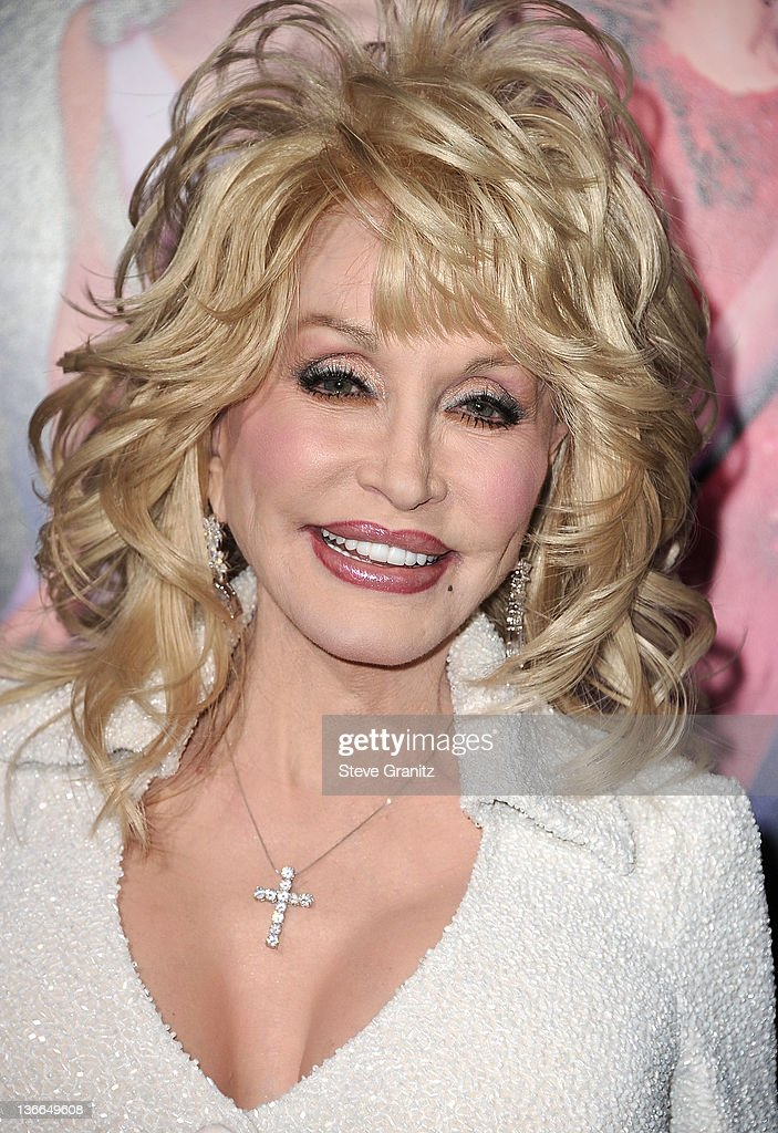 Dolly Parton attends the 'Joyful Noise' Los Angeles Premiere at ...