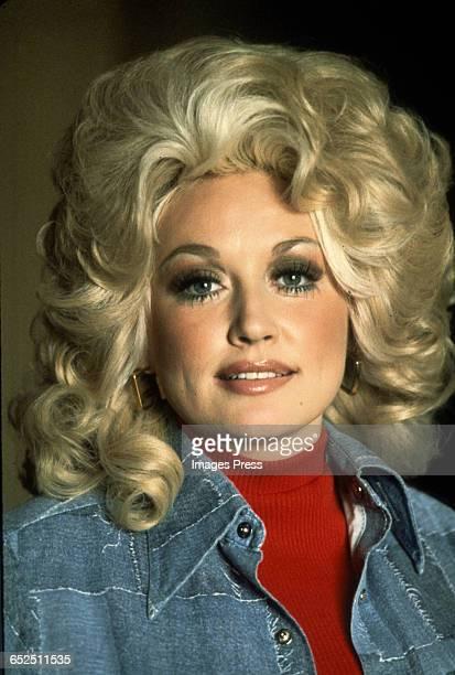 Dolly Parton circa 1977 in New York City