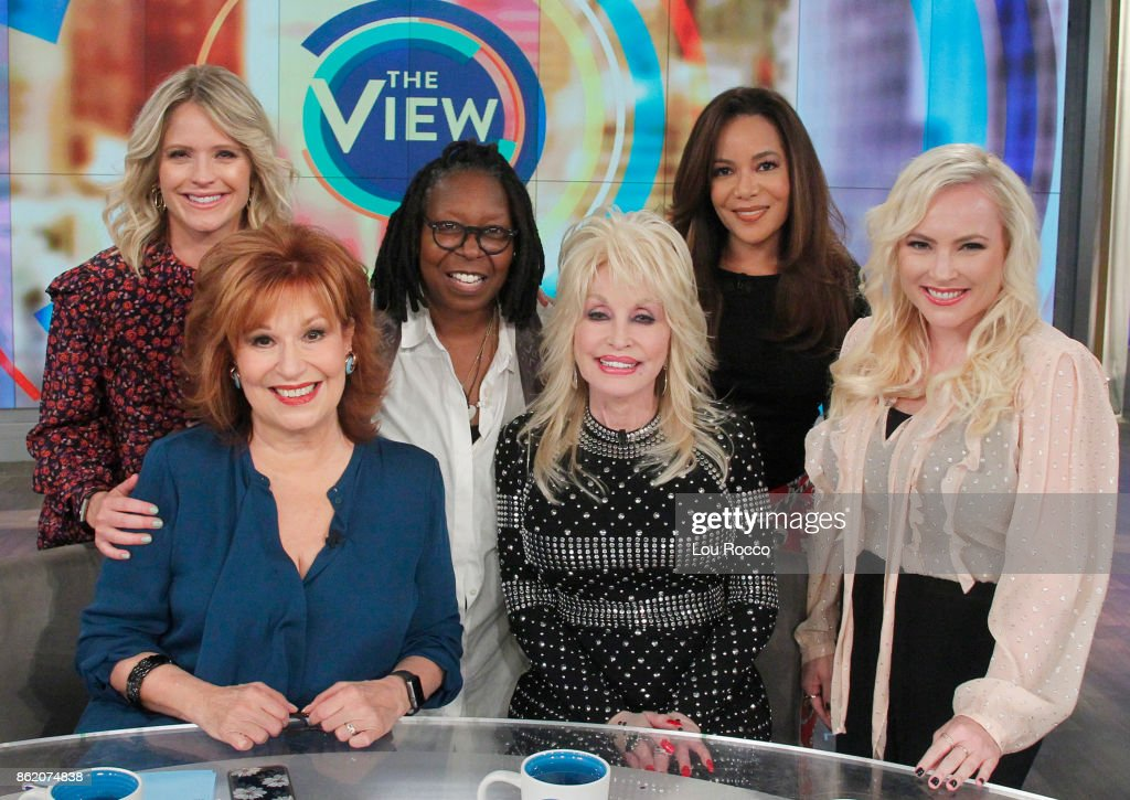 THE VIEW - Dolly Parton is the guest today Monday, October 16, 2016 on ABC's 'The View.' 'The View' airs Monday-Friday (11:00 am-12:00 pm, ET) on the ABC Television Network. MCCAIN