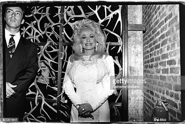 Dolly Parton poses for a photo in May 1993 in New York City New York