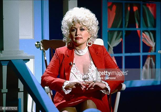 Dolly Parton press conference in Atlanta Georgia Circua1980