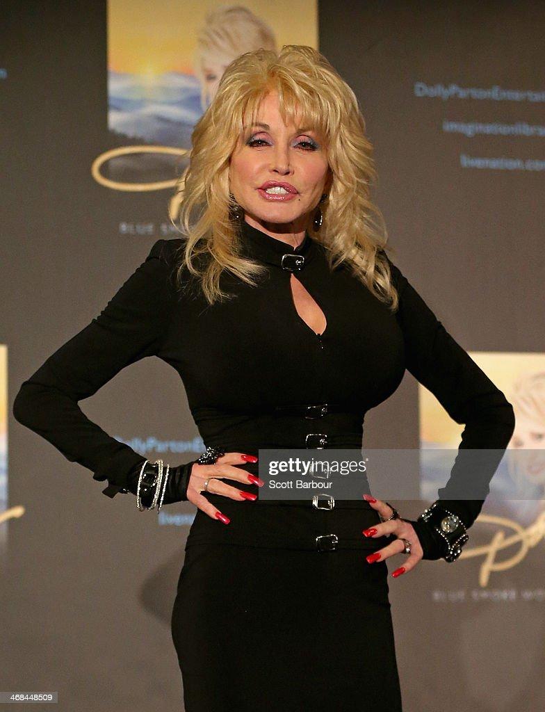 Dolly Parton Press Conference
