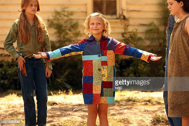 S COAT OF MANY COLORS 'Dolly Parton's Coat of Many Colors' Pictured Alyvia Alyn Lind as Dolly Parton