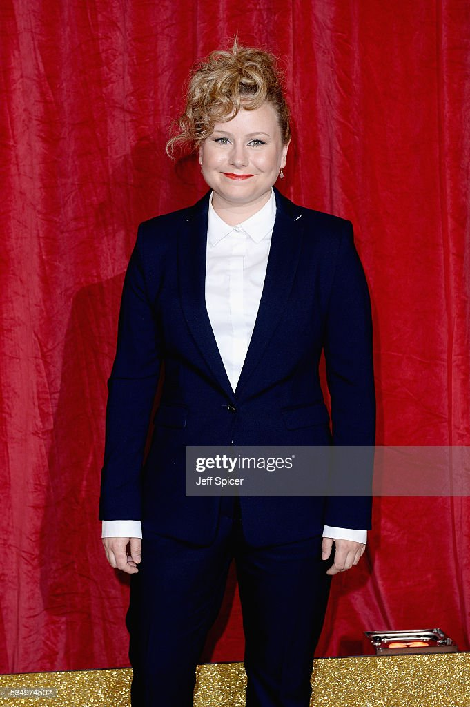 Dolly-Rose Campbell attends the British Soap Awards 2016 at Hackney Empire on May 28, 2016 in London, England.