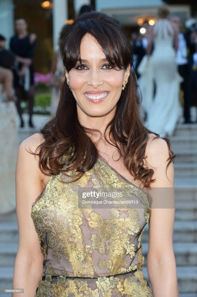 Dolores Chaplin attends amfAR's 20th Annual Cinema Against AIDS during The 66th Annual Cannes Film Festival at Hotel du Cap-Eden-Roc on May 23, 2013 in Cap d'Antibes, France.