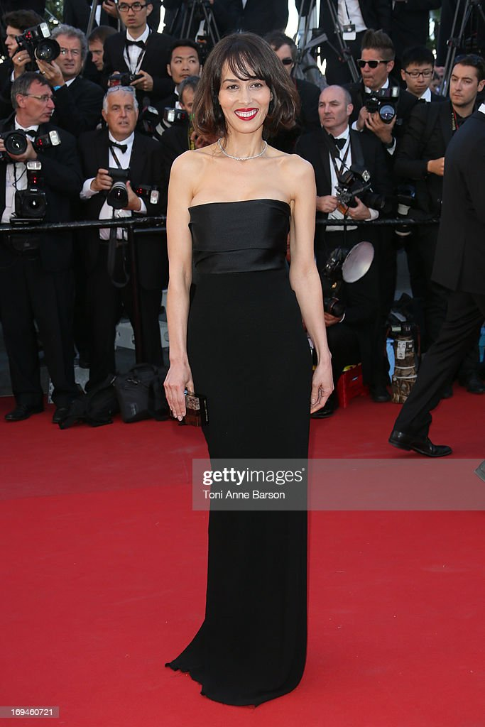 Dolores Chaplin attends the premiere of 'The Immigrant' at The 66th Annual Cannes Film Festival on May 24, 2013 in Cannes, France.