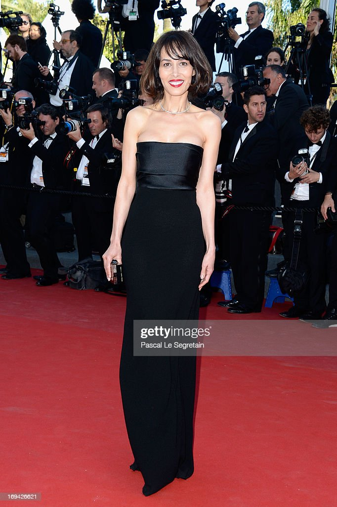 Dolores Chaplin attends the 'The Immigrant' premiere during The 66th Annual Cannes Film Festival at the Palais des Festivals on May 24, 2013 in Cannes, France.