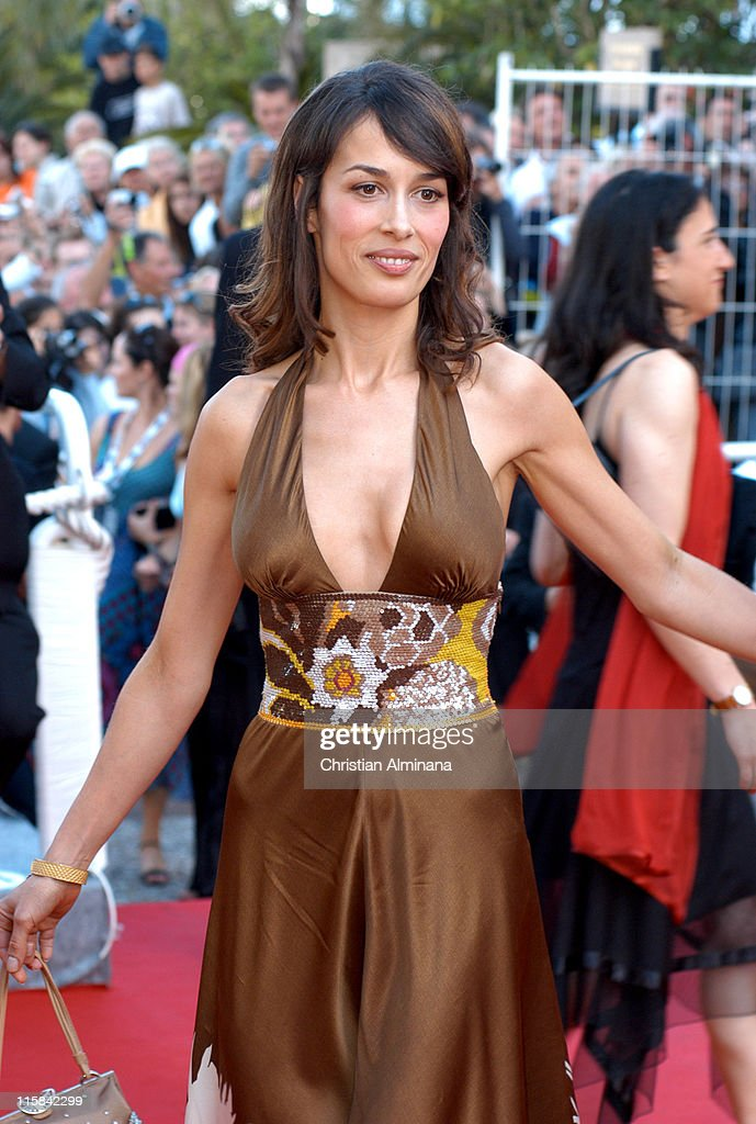 Dolores Chaplin during 2005 Cannes Film Festival 'Peindre ou Faire l'Amour' Premiere at Le Palais de Festival in Cannes France