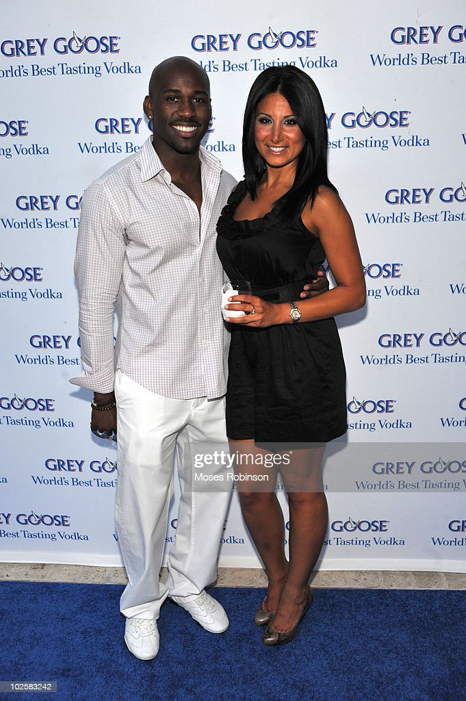 Dolvett Quince and Amy Eslami attend the Grey Goose summer soiree on July 1, 2010 in Atlanta, Georgia.