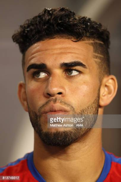 Dom Dwyer of the United States looks on during the 2017 CONCACAF Gold Cup Group B match between the United States and Martinique at Raymond James...