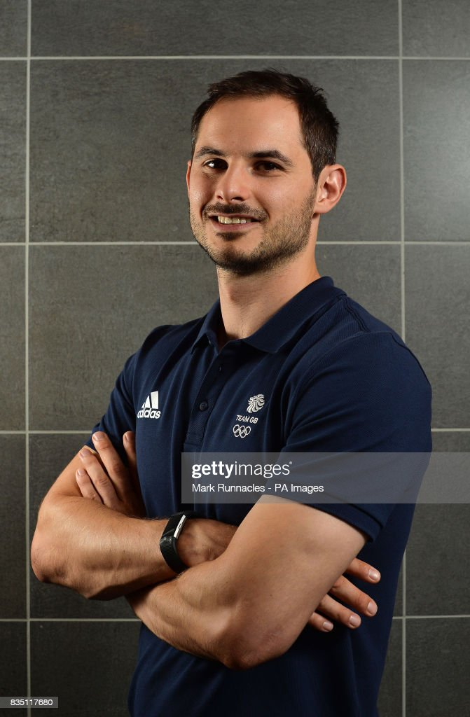 Dom Parsons during the PyeongChang 2018 Olympic Winter Games photocall at Heriot Watt University, Oriam. PRESS ASSOCIATION Photo. Picture date: Friday August 18, 2017. Photo credit should read: Mark Runnacles/PA Wire