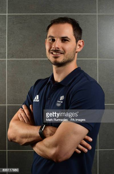 Dom Parsons during the PyeongChang 2018 Olympic Winter Games photocall at Heriot Watt University Oriam PRESS ASSOCIATION Photo Picture date Friday...