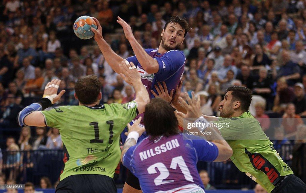 HSV Handball v TV Emsdetten - DKB HBL