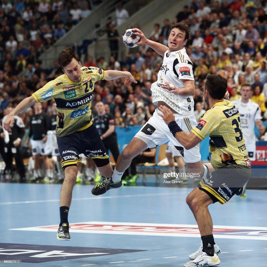 Rhein Neckar Loewen v THW Kiel - EHF Champions League Quarter Final Leg 2