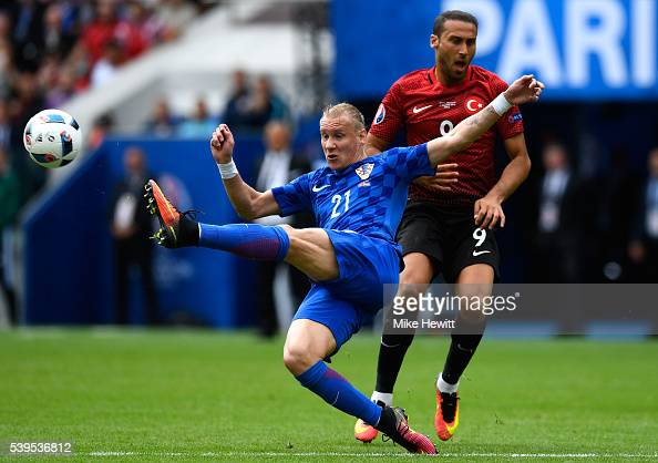 Domagoj Vida Stock Photos and Pictures   Getty Images