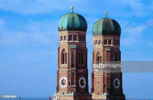 Dome Frauenkirche Liebfrauenkirche Munich Germany