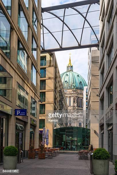 Cúpula en Berlín, Alemania catedral de berlín