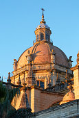 Dome of Jerez de la Frontera Cathedral