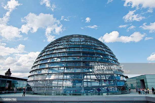 Dome of the Bundestag visitor center