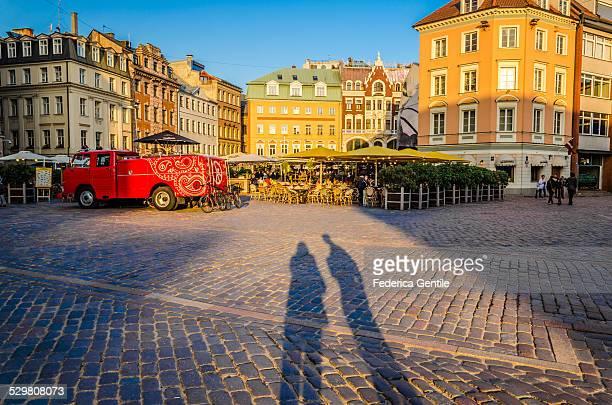 Dome square - Riga