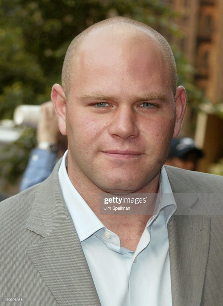 Domenick Lombardozzi during HBO's Premiere of The Wire - Outside Arrivals at Chelsea Cinemas in New York City, New York, United States.